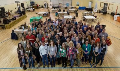 2019 Energize Conference attendees