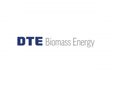 a wordmark for DTE Biomass Energy