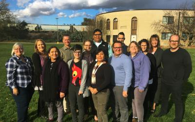 2017-2018 South Dakota Change Network Cohort group