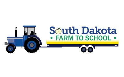 South Dakota Farm to School logo