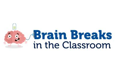 Brain Breaks in the Classroom program graphic