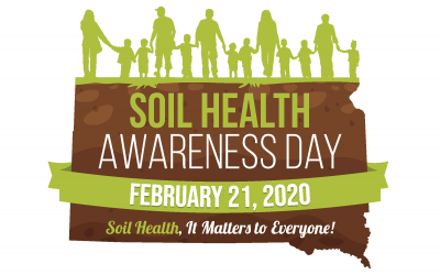 a wordmark for the 2020 Soil Health Awareness Day