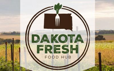 Dakota Fresh Food Hub Logo