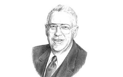 sketch of Earl Dailey
